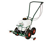 Spray Lawn Services - Pet-safe weedkilling applied