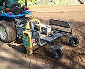 Spray Lawn Services - Final seedbed preparation