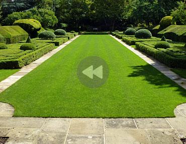 Spray Lawn - FORMAL GARDEN ON A PRIVATE ESTATE