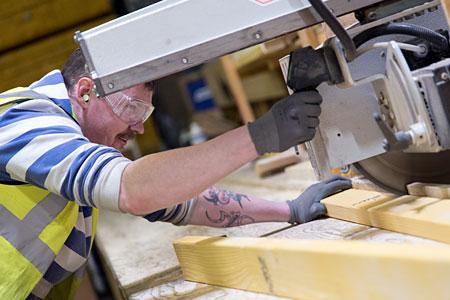 Target Timber Frame Manufacture