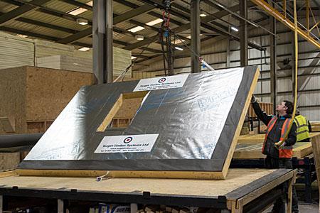 Target Timber Quality Control