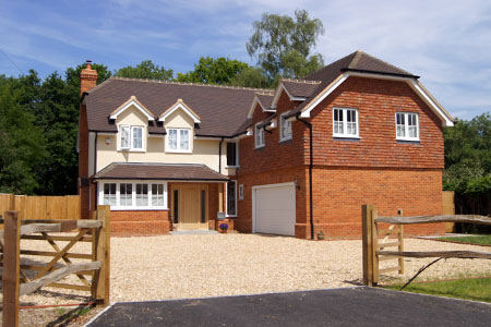 Timber Frame Large Detached Property