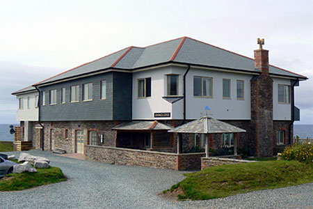 Timber Frame 10 Bedroom Hotel Extension